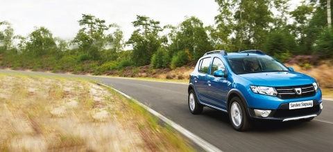 Dacia lease acties