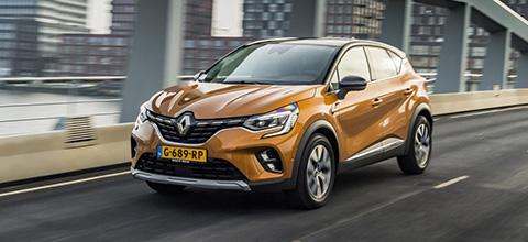Renault lease acties