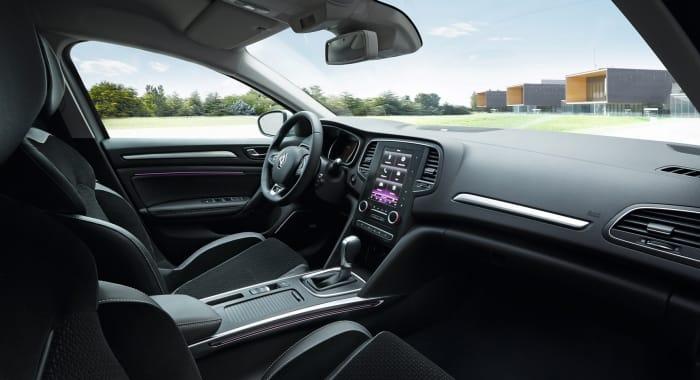 Renault Mégane Bose interieur