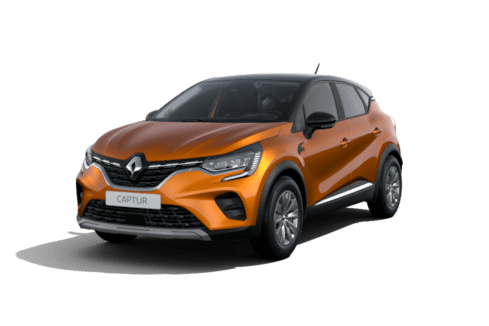 Renault Captur Bi-Fuel