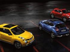 Bekijk de Nissan Juke