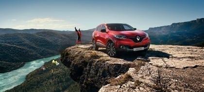 Bekijk de Renault Kadjar
