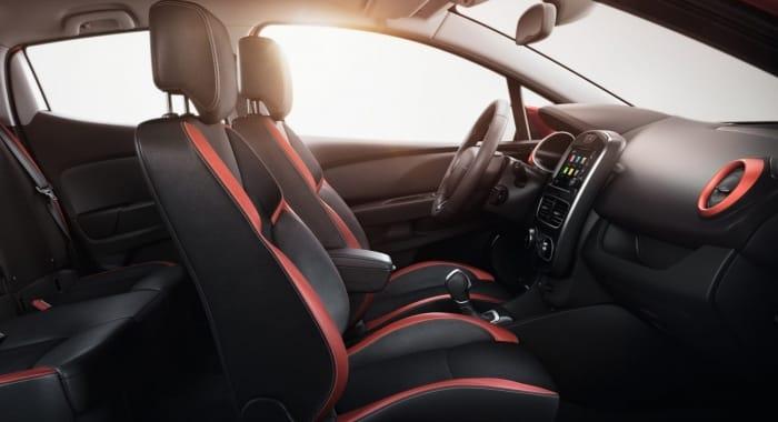 Renault Clio Estate Interior