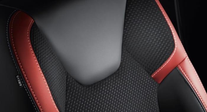 Renault Clio Estate Seat