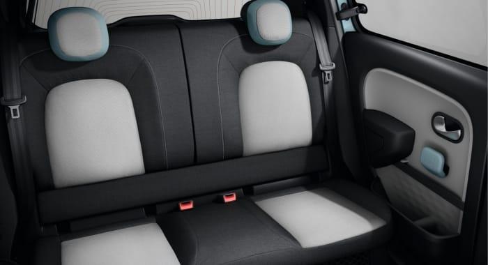 Renault Twingo Interieur