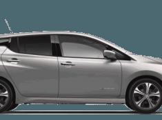 Bekijk de Nissan LEAF