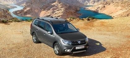 Bekijk de Dacia