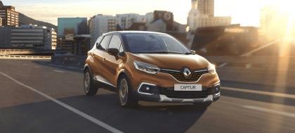 Bekijk de Renault Captur