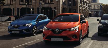 Bekijk de Renault Nieuwe CLIO