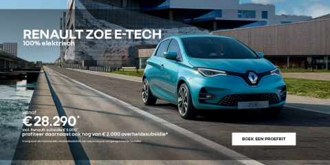 ZOE E-Tech Electric