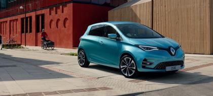 Bekijk de Renault Nieuwe ZOE