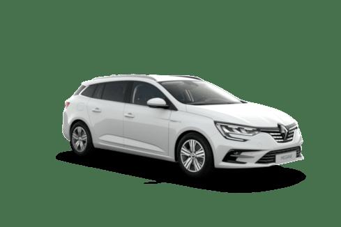 Renault Megane Estate Plug-In Hybrid