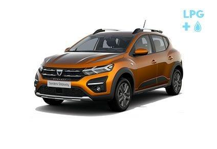 Dacia Sandero Stepway Bi-Fuel